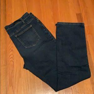 Buffalo straight leg jeans. Size 14
